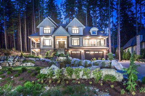 Modern Luxury Homes Canada Luxury peaceful modern luxury in the woods columbia