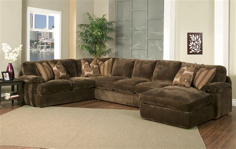 Viewing Photos Of Down Feather Sectional Sofa Showing 3