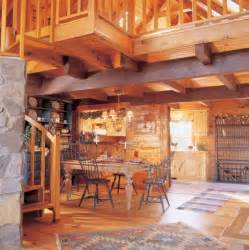 interior log home pictures log cabin homes kits interior photo gallery
