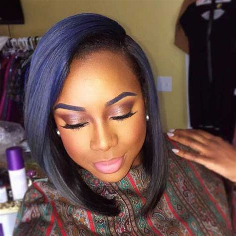 Black Bob With Color Hairstyles 2017 by 20 Black Bob Hairstyles Bob Hairstyles 2018