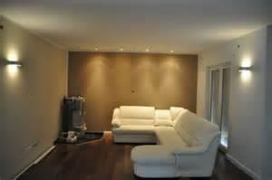 deckenspots wohnzimmer einbauspots in der decke spots in betondecke