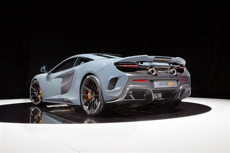 mclaren p1 price in south africa mclaren 675lt limited to 500 units and south price