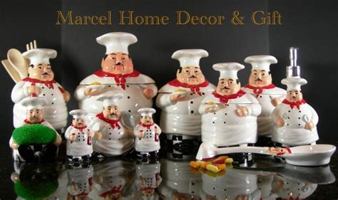 Chef Bistro Kitchen Decor by I Want Them Chefs