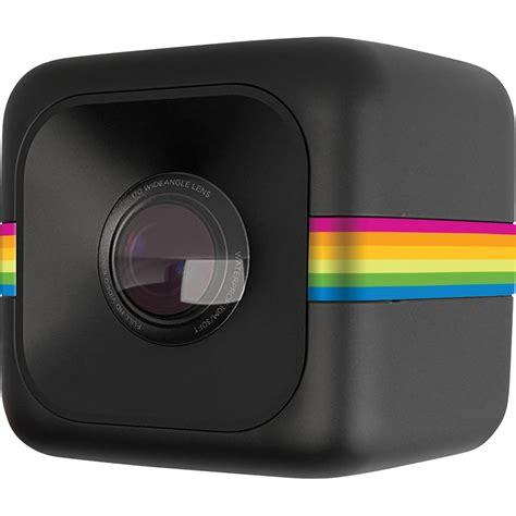 polaroid cube lifestyle black polc3bk b h