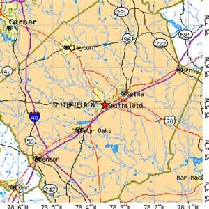 smithfield carolina map smithfield carolina nc population data races