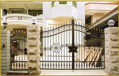 modern homes entrance gate designs 187 modern home designs
