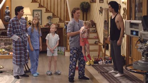 new full house unauthorized full house story clip gives sneak peek at lifetime tell all today com