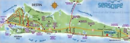 destin florida on map destin real estate destin florida map