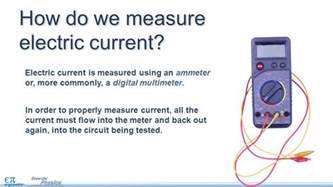 how can you measure electric current through a resistor in order to correctly measure the current through a resistor you will need to 28 images