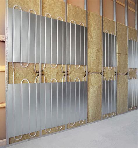 impianti riscaldamento a soffitto pannelli radianti a parete bricoportale fai da te e