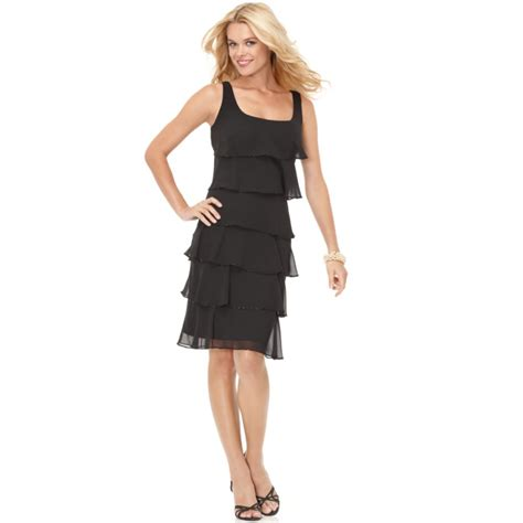 Tiered Dress tiered cocktail dresses formal dresses