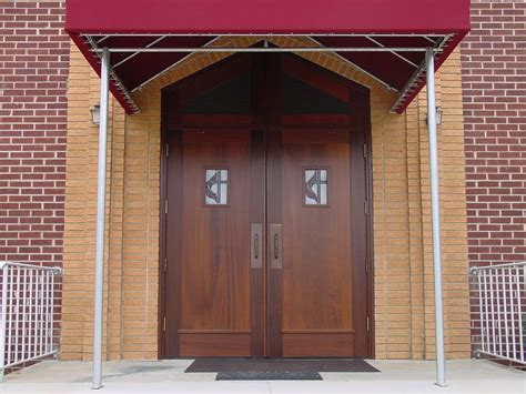Exterior Church Doors Mahogany Church Doors With Stained Glass Products I Pinterest Modern Interior Doors