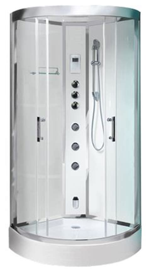 Fully Enclosed Shower Cabins by 1000 Images About Corner Steam Shower Cabins On