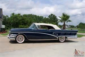 1958 Buick For Sale Buick 1958 Limited Convertible
