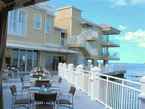 pier house resort and spa view from pier picture of pier house resort spa key west tripadvisor