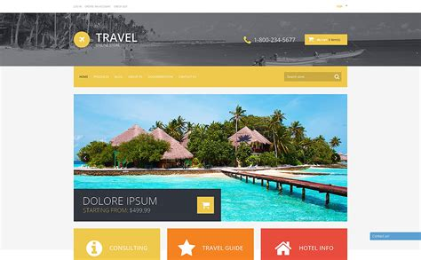 free bootstrap templates for tourism travel destinations shopify theme 50767