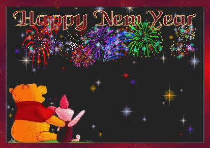new year animated graphics happy new year 2018 sparkling gif images 9to5animations