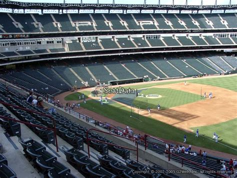 rangers sections globe life park section 238 rateyourseats com