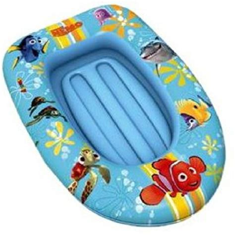 disney finding nemo childrens inflatable boat float kids