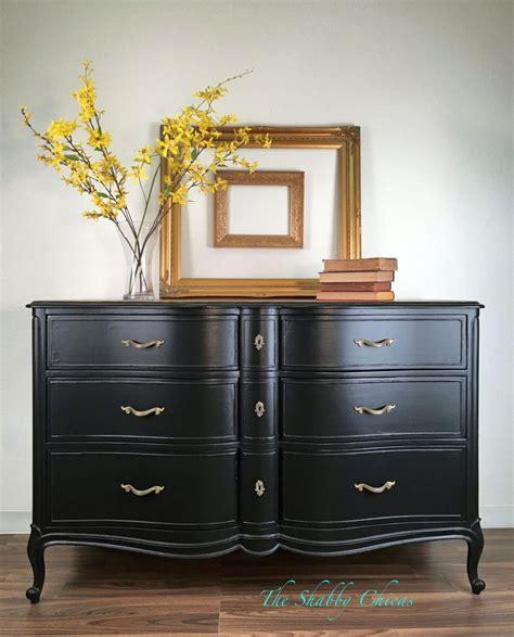 antique walnut gel stained dresser l black provincial dresser general finishes design center