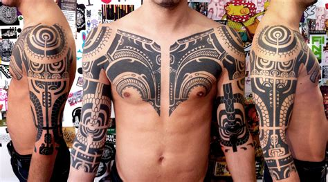 neo tribal tattoo tribal 171