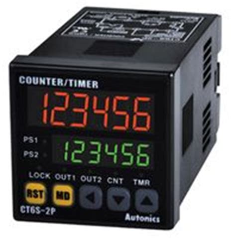 Autonics Counter Timer Fx4h I ct4s 2p autonics digital counter timer 4 digit