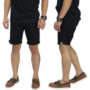 Celana Chino Pendek Black In toko baju pakaian pria terbaru fashion pria terupdate 2017