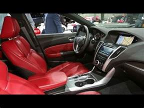 2018 acura tlx a sspec interior all cars release