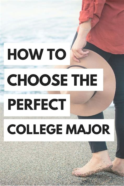 4 major tips and more on selecting your best hair how to choose the perfect college major college majors