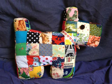 Patchwork Puppy - patchwork helen zaltzman