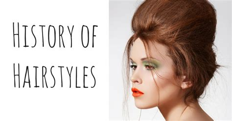 History Behind Hairstyles | hair they are the origins of a few fad haircuts