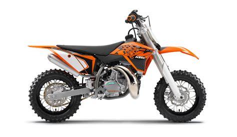 Ktm Mini Dirt Bike 2013 Ktm 50 Sx Mini Reviews Comparisons Specs
