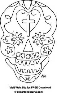 day of the dead skull mask template day of the dead skull mask template i could see
