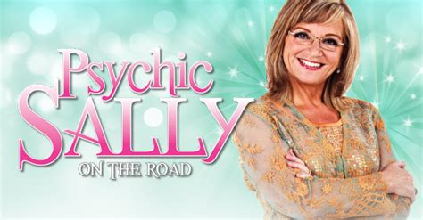 sally physic psychic sally on the road next home