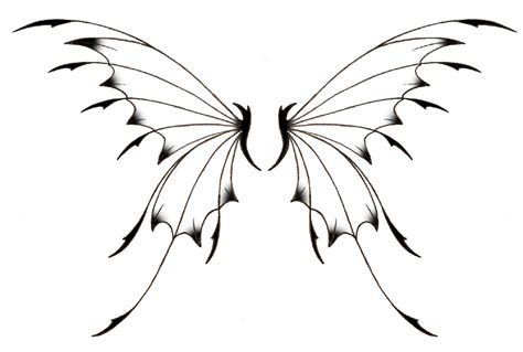 fairy wings tattoo designs wing by stargazer03 on deviantart