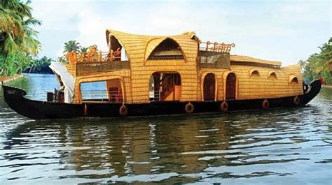 kerala news houseboat kerala houseboat industry gets set to go cashless