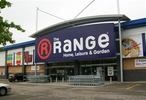 the range in plymouth chris dawson opens his 100th the range store