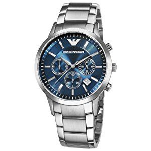 amazon watch emporio armani men s watch ar2448 emporio armani amazon