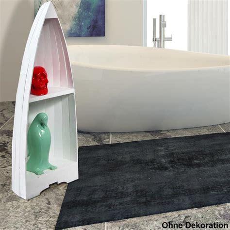 Badezimmer Ablage Dekoration by B 252 Cher Holz Deko Regal Boot Schiff Design Badezimmer