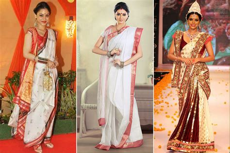 Traditional Saree Draping Styles How To Wear A Saree In 20 Different Ways Page 2 Of 4