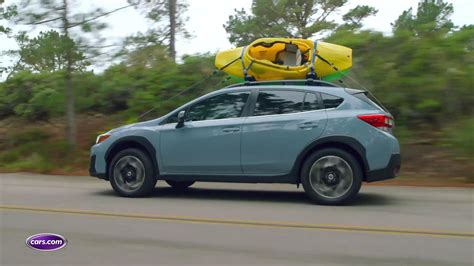 subaru crosstrek 2018 subaru crosstrek overview cars com