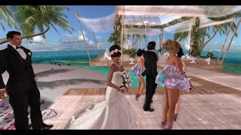 a family tradition second life for a second empire creative it weddings rania jack0 at lebanon family sim
