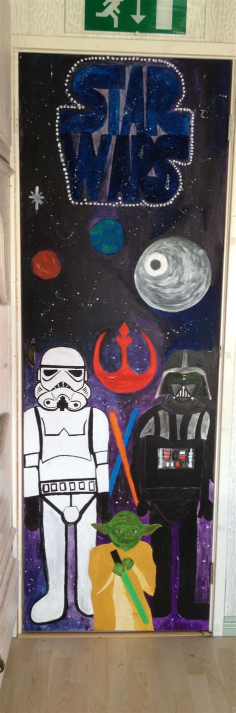 my selfmade wars door wars