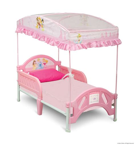 Toddler Bed Canopy Canopy Frozen Toddler Bed With Canopy