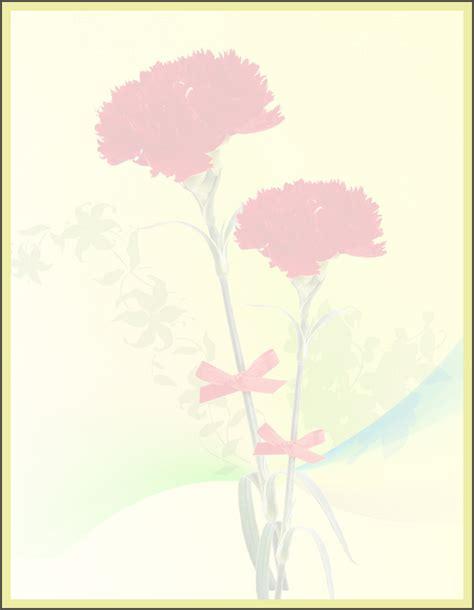 free spring stationery free printable spring stationary