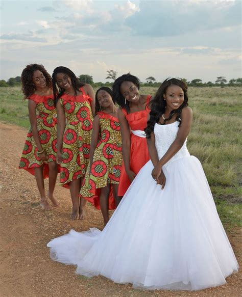 How beautiful is this Bride and her girls
