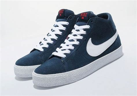 Sepatu Nike Sb Blazer Navy White 14 best enthralling images on