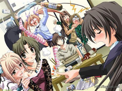 anime girl wallpaper funny funny anime desktop wallpaper background wallpaper hd