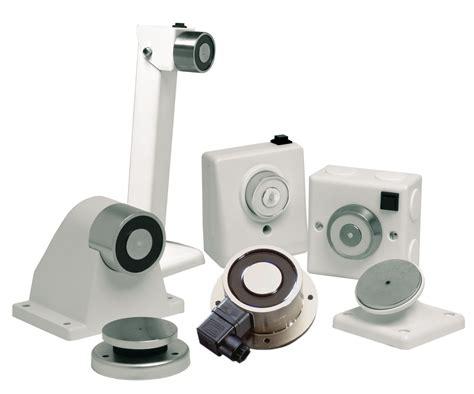 Electromagnetic Door Holder by Electromagnetic Door Holders Vimpex Limited Ifsec