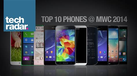 the best smartphone 2014 top 10 best smartphones of mwc 2014